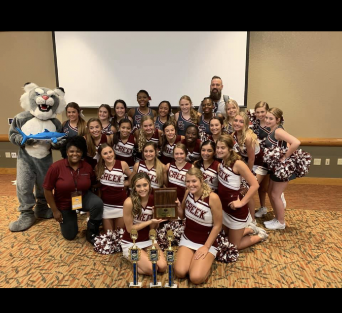 Cheer team continues winning tradition