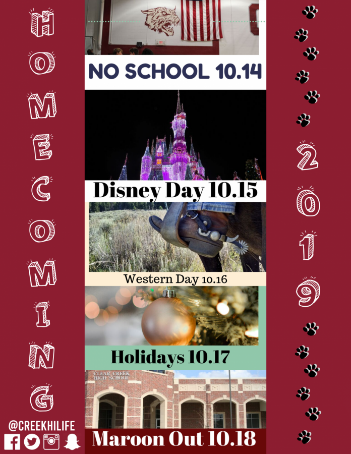 Western Day/Homecoming Parade & Candlelight Pep Rally