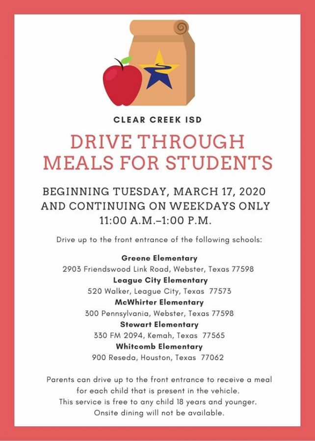 Free+meals+provided+by+CCISD