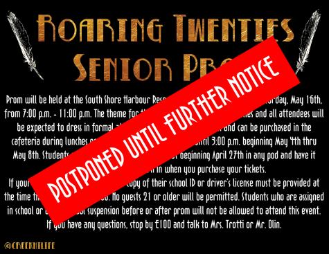 Roaring Twenties Senior Prom