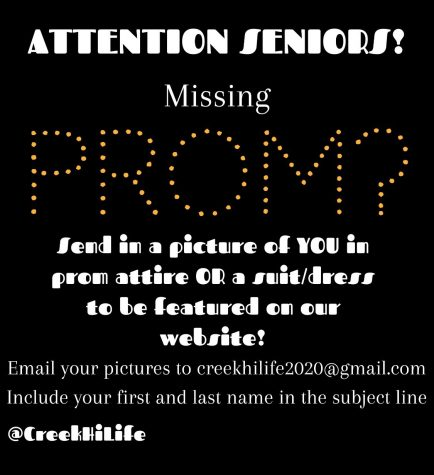 Missing prom?