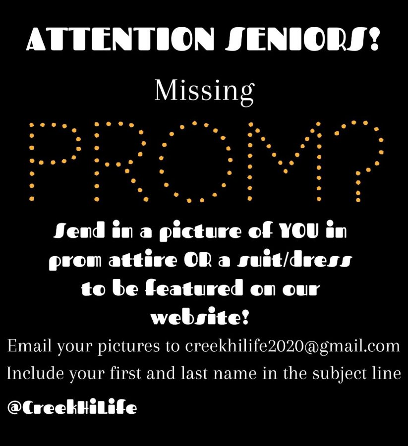 Missing prom?