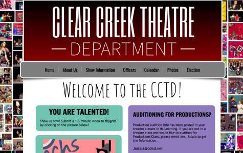 Virtual auditions for Creek Theatre