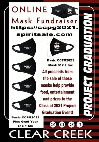 Class of 2021 project graduation fundraiser