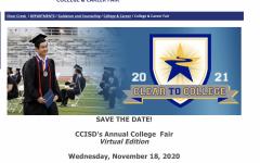 CCISD Virtual College & Career Fair