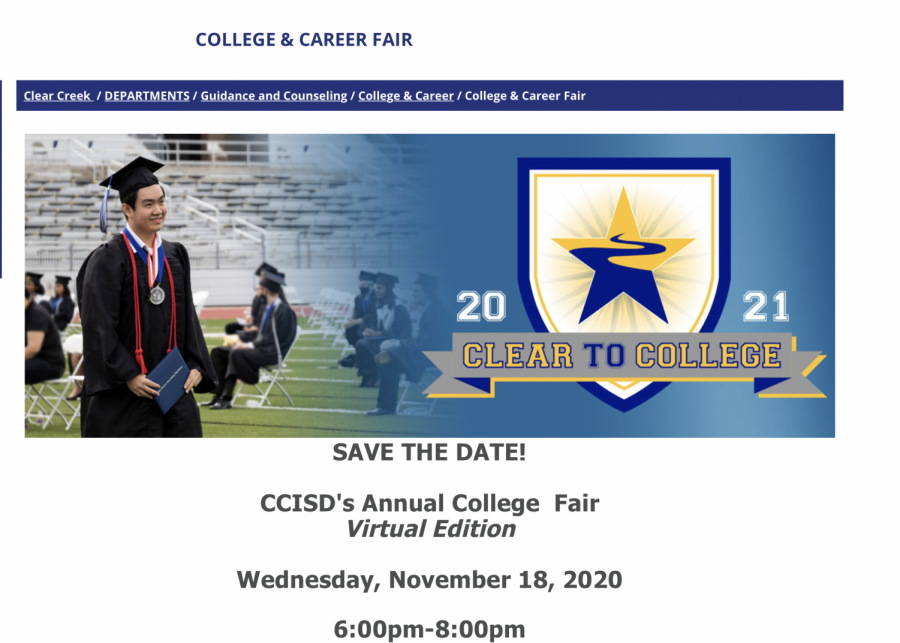 CCISD+Virtual+College+%26+Career+Fair
